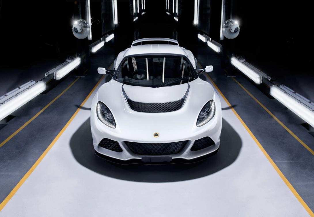 Exige Hero Image | By Ross Power