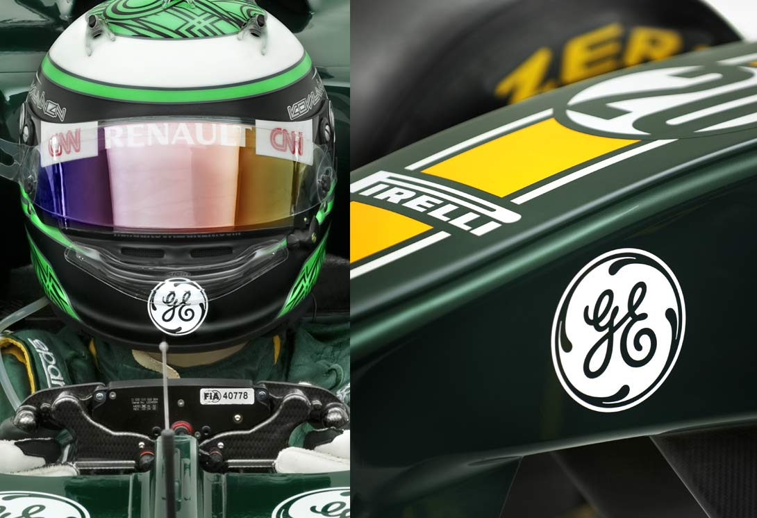 Team Lotus F1 Driver |By Ross Power