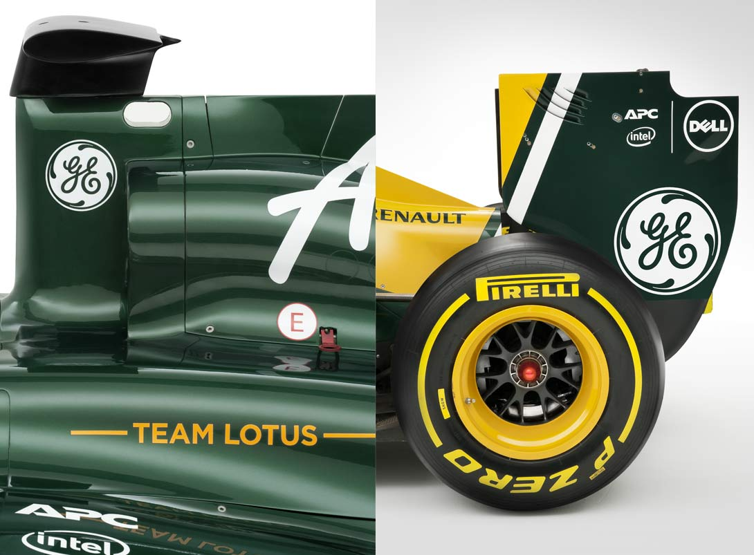 Team Lotus F1 Details | By Ross Power